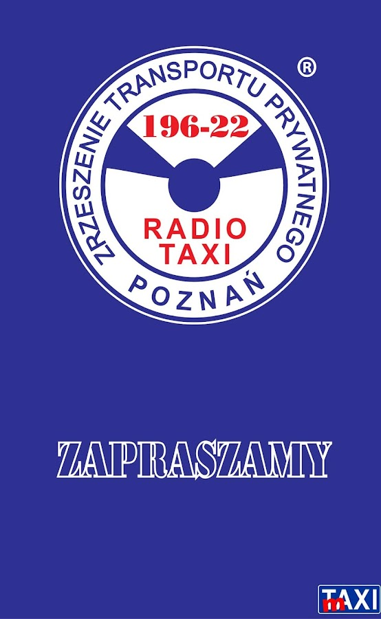 Taxi Poznań 61-19622- screenshot