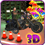 Police Moto Bike Racer 3D 1.0.1 Apk