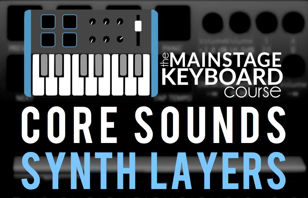 course plus core and synth layers