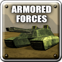 Armored Forces : World of War icon