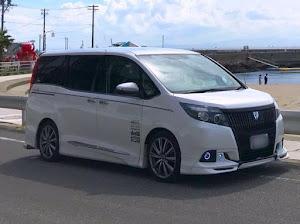 エスクァイア ZRR85G Xi ガソリン車 ・H26年製造のカスタム事例画像 ルイ之助さんの2018年09月09日20:39の投稿
