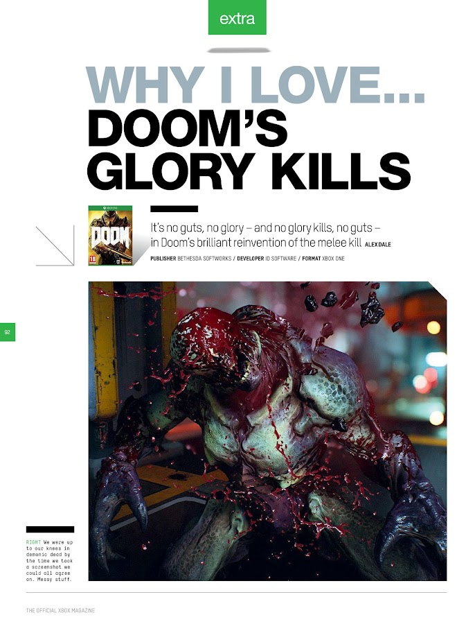 Official Xbox Magazine- screenshot