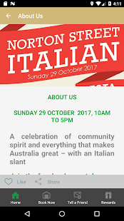 App Norton Street Italian Festival APK for Windows Phone