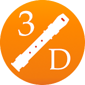 3D Recorder Fingering Chart - How To Play Recorder Android APK Download Free By Urokimusic