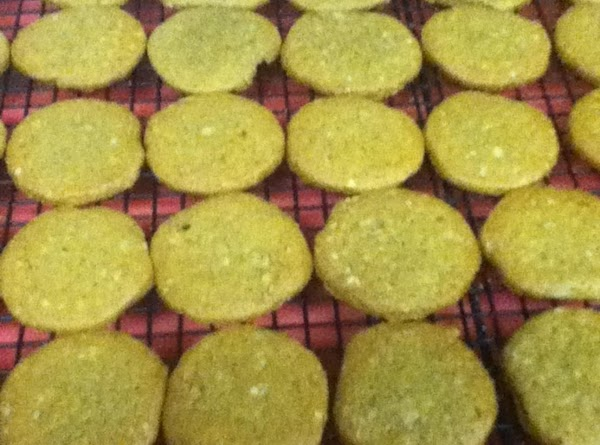 Golden Butterscotch Refrigerator Cookies Recipe