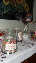 Photo: Elegant Candy Buffet Table Arrangements by http://www.BestPartyPlanner.net