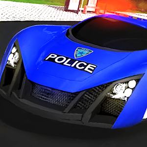 3D Cop Duty POLICE VS THIEF for PC and MAC