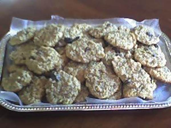 Oat Meal Raisin Cookies