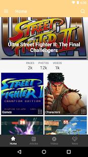FANDOM for: Street Fighter - náhled