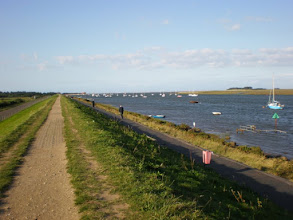 Photo: Norfolk Coast Path - From Brancaster to Warham - Wells Harbour