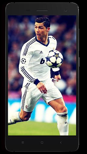 Wallpaper Lock Screen Ronaldo Hd Football