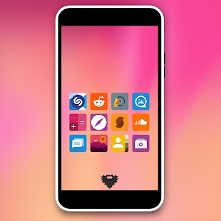 Krix Icon Pack Screenshot