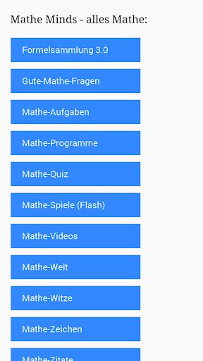 Mathe Minds - alles Mathe