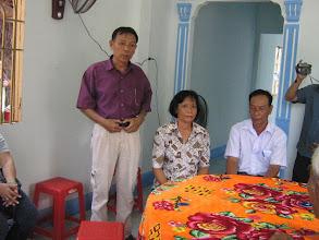 Photo: Anh Trương Công Chánh cựu HV khóa 1
