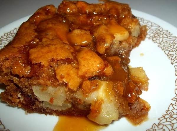 Easiest Apple Cake Recipe