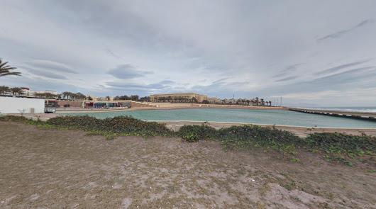 Iniciativa para poner en marcha un parque acuático en la zona de El Toyo