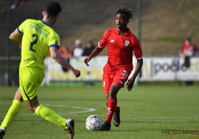 Anderlecht en Italiaanse clubs wilden hem, maar William Balikwisha blijft Standard trouw en mag op speelkansen hopen