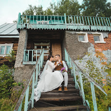 Wedding photographer Aleksey Zarakovskiy (xell71). Photo of 01.08.2016