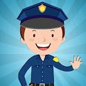 Kids Police Station icon