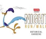 Hope Church Night Run : Garden Route Botanical Gardens