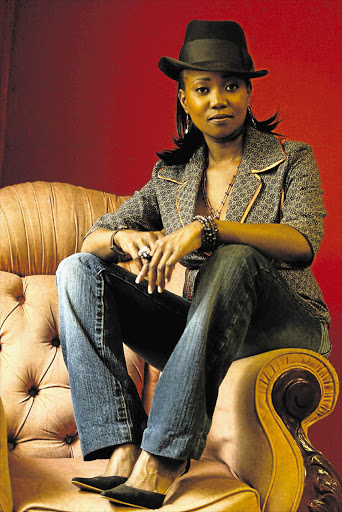 Actress Lesego Motsepe wants 'a new conversation' on HIV/Aids, one not based on fear Picture: MUNTU VILAKAZI