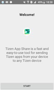 Tizen App Share 1