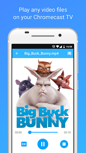 MegaCast – Chromecast player v1.2.5 [Premium]