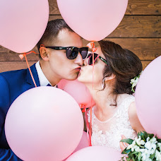 Wedding photographer Naska Odincova (EceHbka). Photo of 08.07.2016