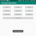 Donate Rewards icon