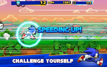 Sonic Runners 1.1.4 screenshot 166637
