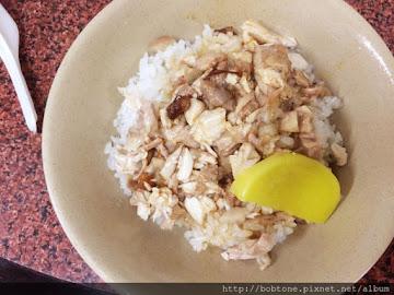 嘉義大鍋湯雞肉飯魯肉飯