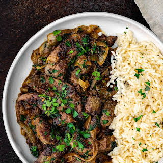 Beef Liver With Rice Recipes.