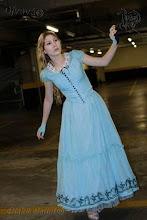 Photo: Kelly, com seu figurino de Alice no Pais das Maravilhas versão Tim Burton sob-medida.   Orçamentos por e-mail ou in-box:  josetteblachardcorsets@gmail.com josetteblachardcorsets@hotmail.com  Tel e Whatsapp: 11-963456103.  De seg. à sex. das 10 hrs e 19 hrs, exceto feriados.  #corset #corsets #espartilho #espartilhos #josetteblanchard #josetteblanchardcorsets #cinturafina #figurino #figurinovitoriano #costume #victoriancostume #victorianmoulage #atelier #atelierdecorsets #atelierdefigurinos
