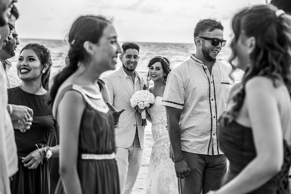 Fotógrafo de bodas Ricardo Villaseñor (ricardovillasen). Foto del 31.07.2017