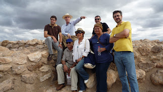 Visita al yacimiento arqueológico de Los Millares en una edición anterior de las Jornadas.