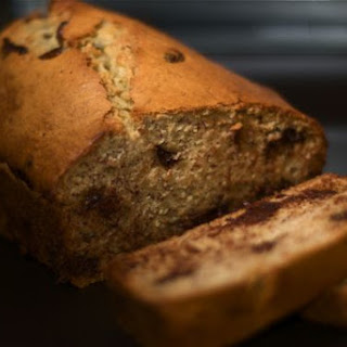 Low Fat Banana Bread.
