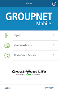 GroupNet Mobile- screenshot thumbnail
