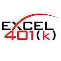 Excel 401(k) icon