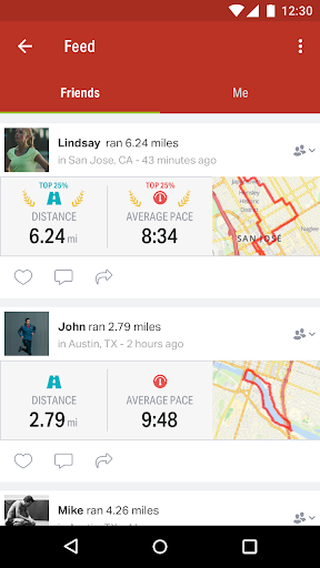Map My Ride+ GPS Cycling para Android