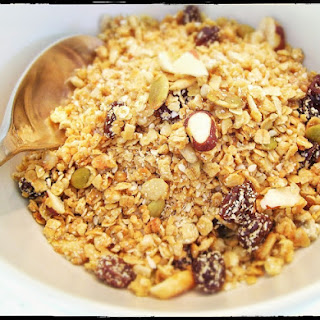 The Mean Muesli Recipe!.