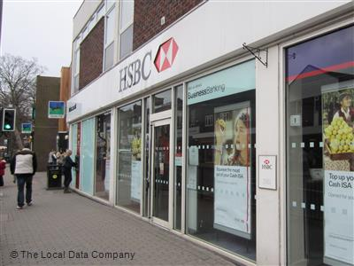 HSBC on High Street - Banks & Other Financial Institutions