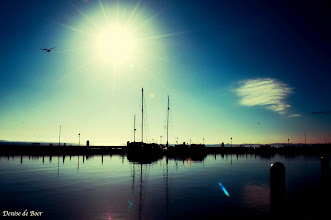 Photo: De haven van Volendam. Spring is coming! 6-2-2013