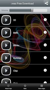 message ringtone download for android