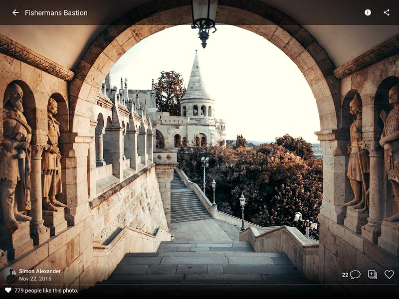 500px – Discover great photos Screenshot 9