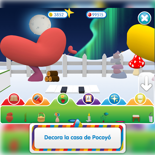 Talking Pocoyo 2 | Kids entertainment game!  screenshots 3
