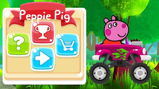 Peppie Driver Pig