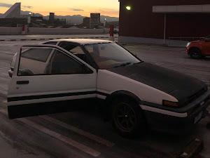 スプリンタートレノ AE86 GT-APEX・S59のカスタム事例画像 sasashu86さんの2020年08月12日23:24の投稿