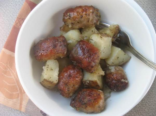 Sausage And Potatoes Recipe