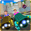 Kids Hover Craft Speed Racing