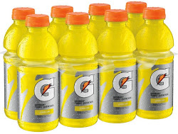 Gatorade Thirst Quencher - G Lemon-Lime, 20oz